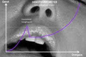 genotsbarometer voor tantra massage voor vrouwen